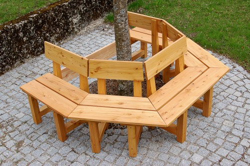 Holzspezl Helge - Hochwertige Massivholz
